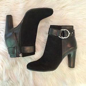 Sam Edelman Shaleigh Heeled Ankle Boots, 6